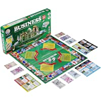 PRIMIL Fun Filled 5 in 1 Business Game with Money Notes for Young Businessmen to Learn Trading and Other Systems of…