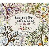 Las cuatro estaciones en un día (Castellano - A PARTIR DE 6 AÑOS - MANIPULATIVOS (LIBROS PARA TOCAR Y JUGAR), POP-UPS - Otros