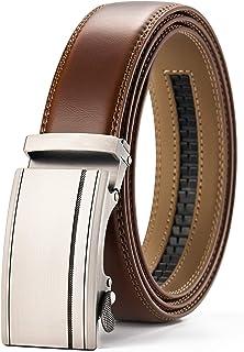 SIPLION Men's 100% Genuine Leather Belts For Men Solid