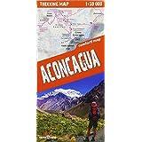 terraQuest Trekking Map Aconcagu