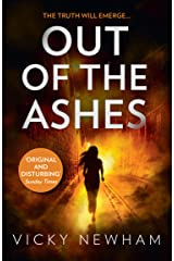 Out of the Ashes: A new gripping crime thriller for 2019 (Di Maya Rahman 2) Paperback