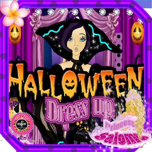 Princess Salome : Halloween Dress up