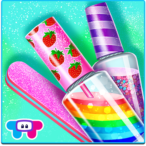 Candy Nail Art Sweet Spa Fashion Game Amazon Appstore For