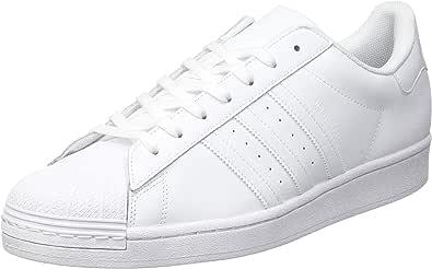 adidas Originals Superstar, Scarpe da Ginnastica Uomo, Ftwr White/Ftwr White/Ftwr White, 50 EU