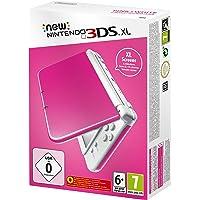 New Nintendo 3DS - Consola XL, Color Rosa - [Edizione: Spagna]
