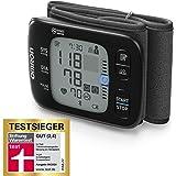 Omron RS7 Intelli IT Pols-bloeddrukmeter, meetinstrument voor het bewaken van de bloeddruk, compatibel met Bluetooth en smart