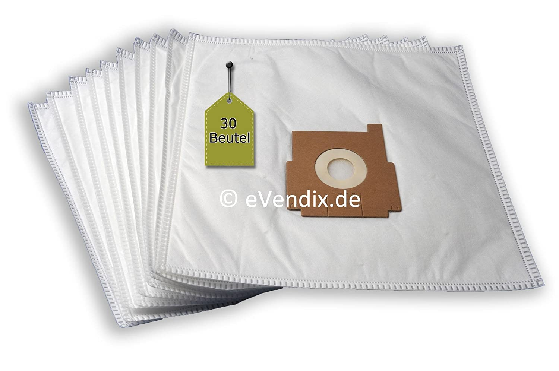 20 StaubsaugerbeutelStaubbeutel passend für Staubsauger ok OVC 202