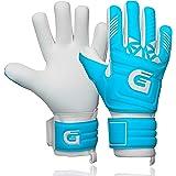 GUARDY - keeperhandschoenen voor kinderen met en zonder vingerbescherming - duurzame keeperhandschoenen voor kinderen - keepe
