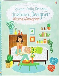 Sticker Dolly Dressing Fashion Designer Spring And Summer Collection Amazon Co Uk Fiona Watt Stella Baggott 9781474935920 Books