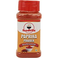 foodfrillz Red Paprika Powder, 50 g