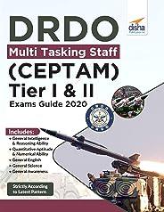 DRDO Multi Tasking Staff (CEPTAM) Tier I & II Exam Guide 2020