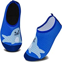 Kids Swim Water Shoes Toddlers Baby Aqua Socks Quick Dry Pool Beach Barefoot for Boys Girls Children