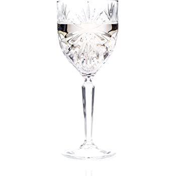 663c4ae32b2 RCR 26325020006 Crystal Glassware Oasis Wine Glasses