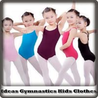 Ideas Gymnastics Kids Clothes