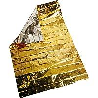 Lampa 66964 Coperta isotermica oro/argento - 160x210 cm