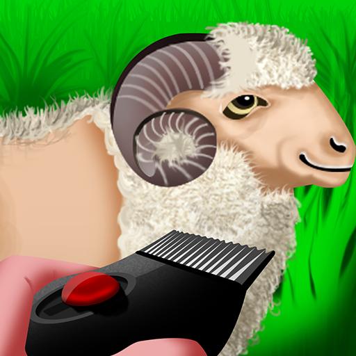 Wooly Sheep Shave : der Hirte Lamm Rasur Tag für Wolle Ernte - Pro (Handwerk Nasen)
