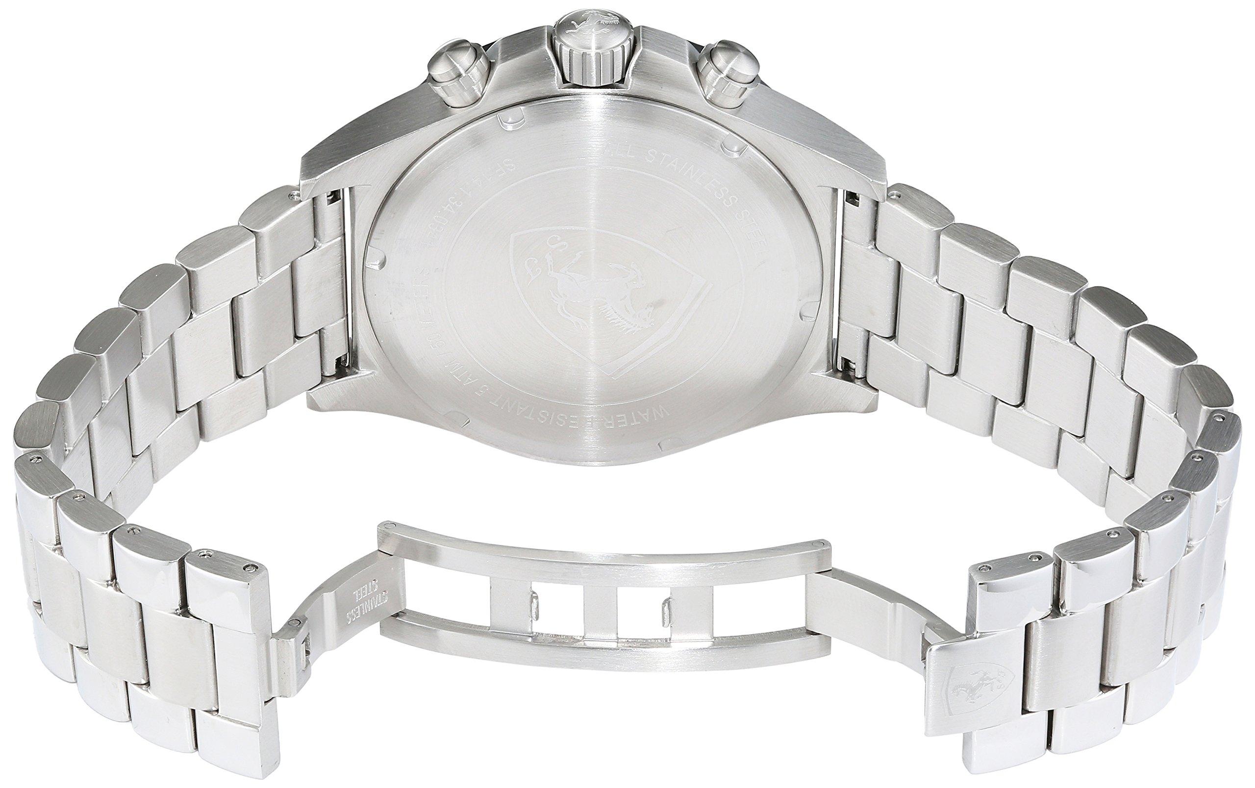 Herren Scuderia Ferrari Klassisch Armbanduhr Datum Quarz 830393 0wPkXNZ8nO