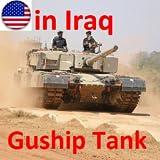 GUNSHIP TANK - World of Tanks Blitz - Tank 1990 HD - Tanks Fight 3D - Tank Hero - Craft Tank Pocket battle - shooting World war at Arms in desert