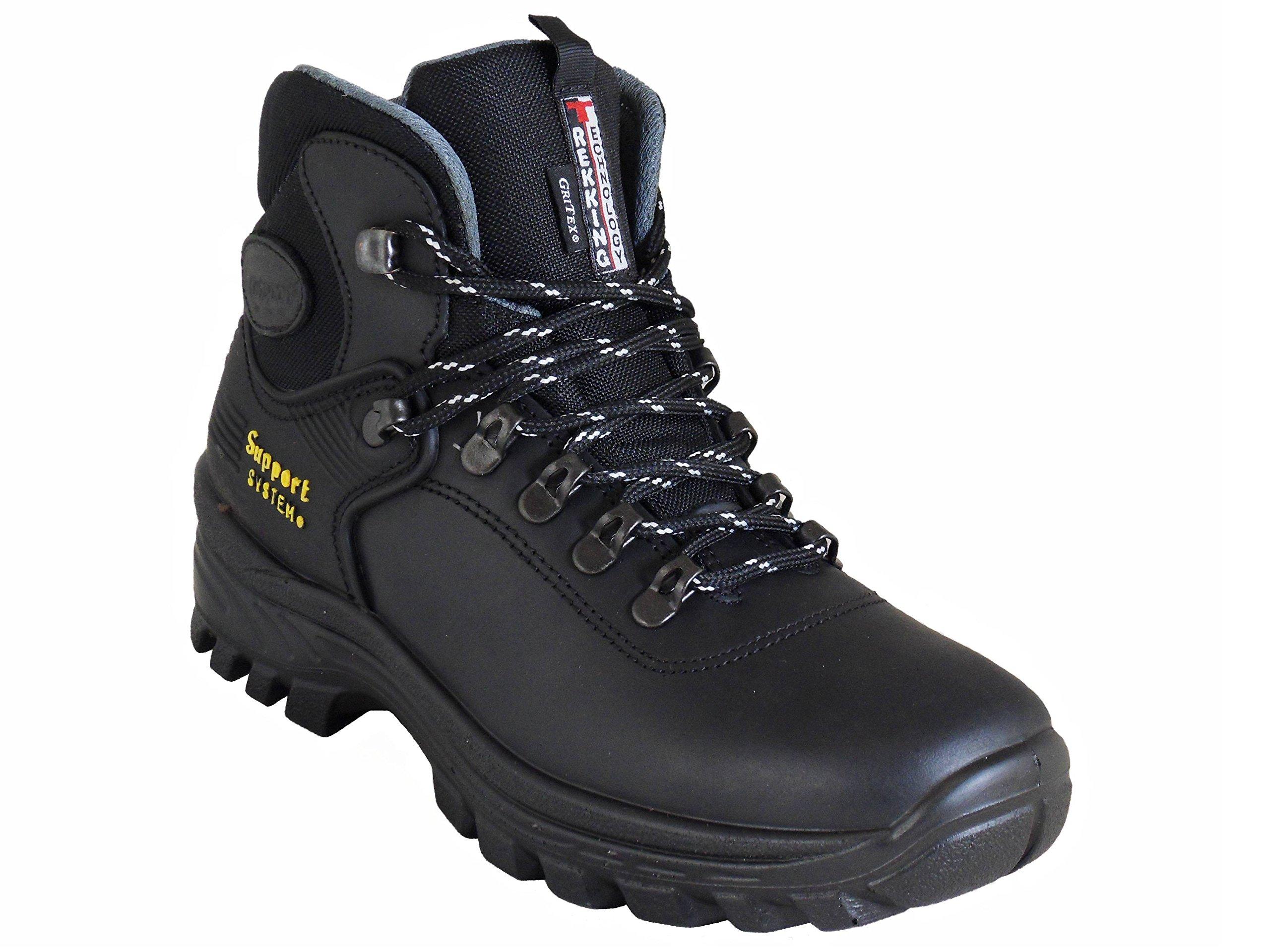 81jEo38qgVL - Grisport Explorer Ladies Lightweight Waterproof Walking Boots Black