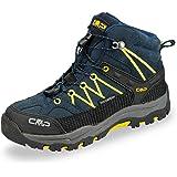 CMP Kids Rigel Mid Trekking Shoe WP, Scarpe da Trekking Alta Uomo