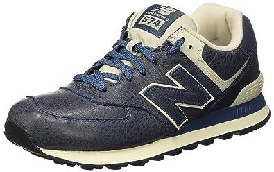 New Balance 574 Homme Bleu