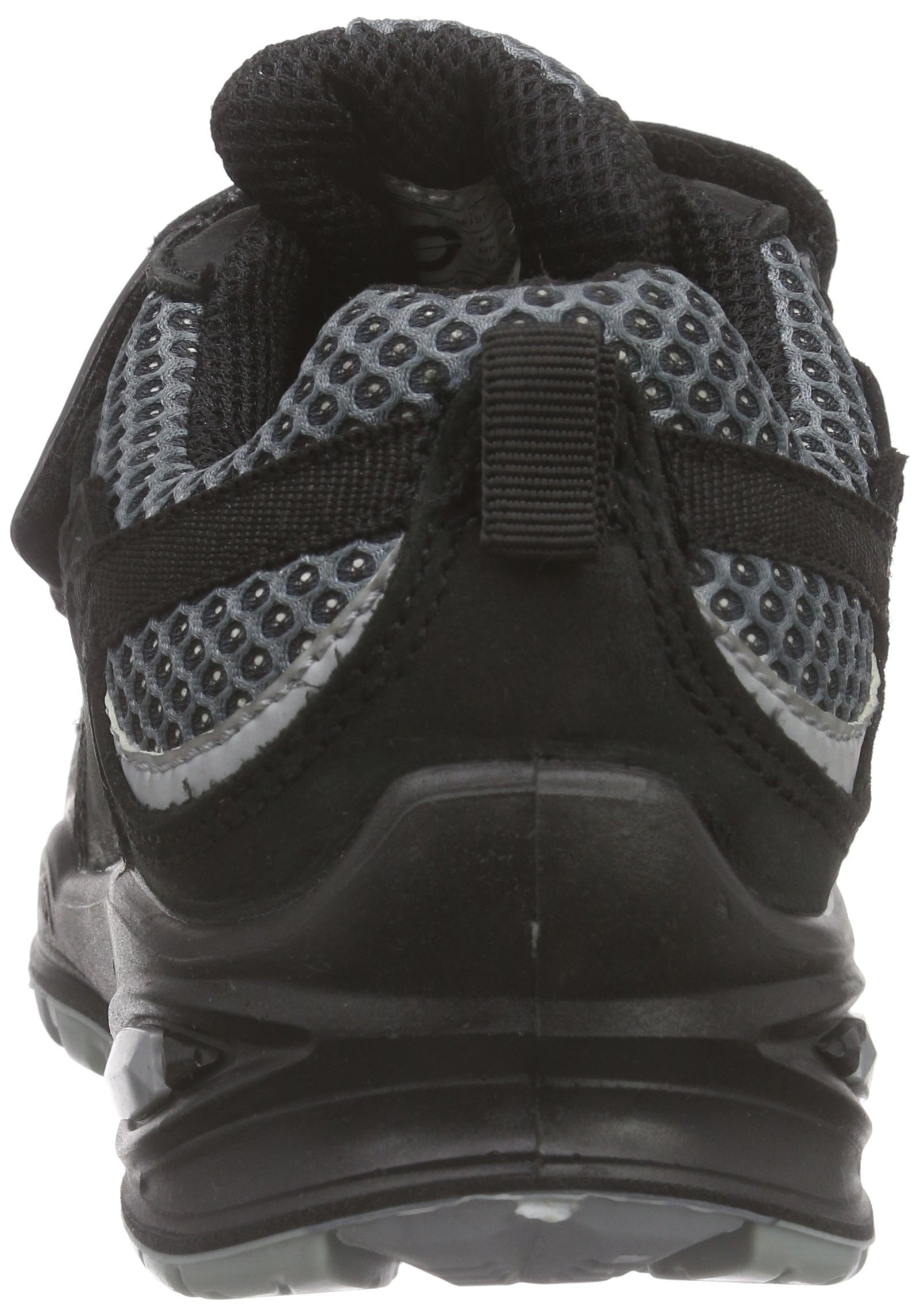 Sanita Unisex Millstone-ESD-s3 Velcro Leather Shoe Sicherheitsschuhe