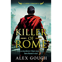 Killer of Rome (Carbo of Rome Book 3) (English Edition)
