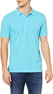 United Colors of Benetton Regular Fit Kısa Kollu Polo Tişört Erkek Polo Yaka T-Shirt