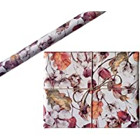 Aakar Wrapping Paper Sheets Pack of 5 Size 29 x 19 inches (A Fall To Remember)