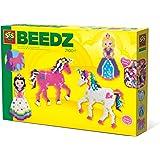 SES Creative 06216 Beedz Bügelperlen Einhörner und Prinzessinnen
