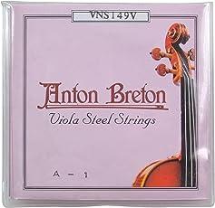 """Anton Breton VNS-149V Standard Viola Strings - 15"""""""