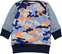 Kadambaby - 100% Cotton sweatshirt for baby, Winter baby cloths, Cute Printed baby wear