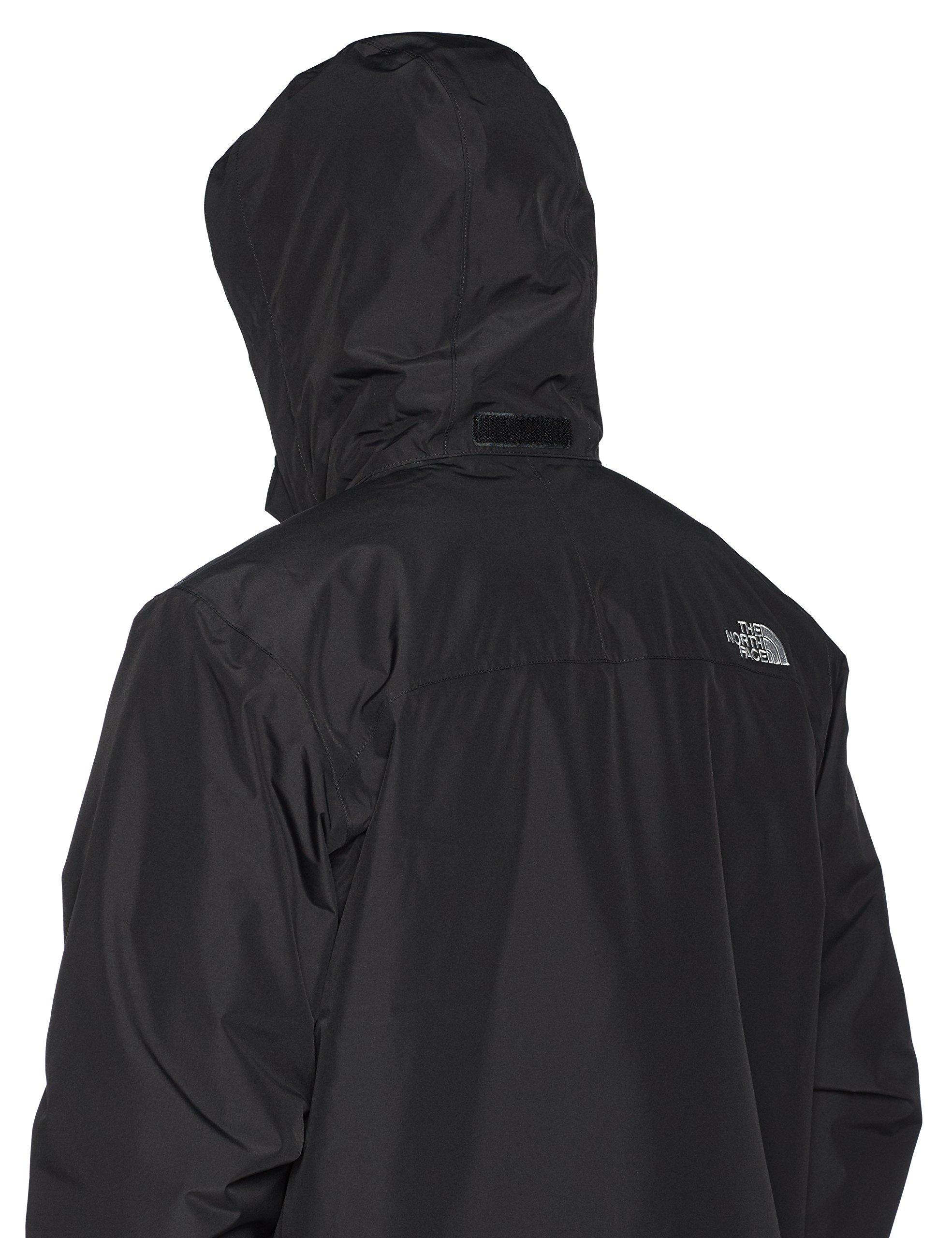 81jHm CXCEL - The North Face Waterproof Resolve Men's Outdoor Hooded Jacket