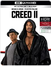Creed 2 (Steelbook) (4K UHD & HD)