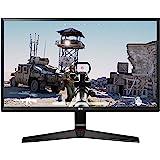 """LG 24MP59G Monitor Gaming 24"""" Full HD LED IPS, 1920x1080, AMD FreeSync 75Hz, VGA, HDMI, Display Port 1.2, Uscita Audio, Multi"""