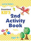 Dreamland Kid's: 2nd Activity Book - Maths - Age 4+ (Kid's Activity Books)
