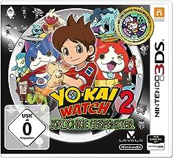 YO-KAI WATCH 2: Knochige Gespenster inkl. Medaille