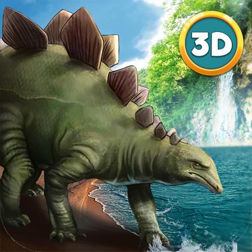 Jurassic Stegosaurus Survival Simulator -