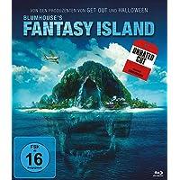 Blumhouse's Fantasy Island - Unrated Cut [Blu-ray]