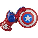NERF Power Moves Marvel Avengers Captain America Shield Sling, voor kinderen vanaf 5 jaar