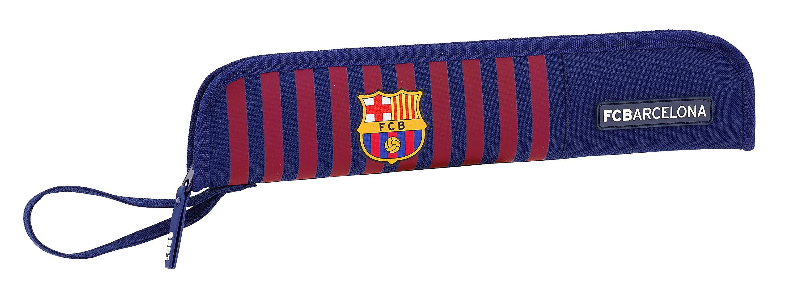 FC Barcelona 811829284 2018 Estuches, 37 cm, Azul