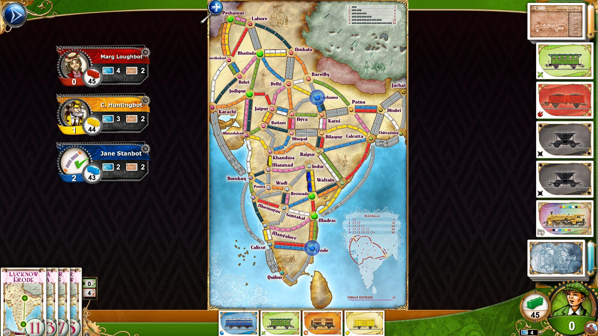 Ticket to Ride - 15