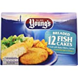 Young's Fish Cakes, 600g (Frozen)