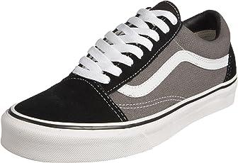 Vans Unisex-Erwachsene Old Skool Classic Suede/Canvas Sneakers,