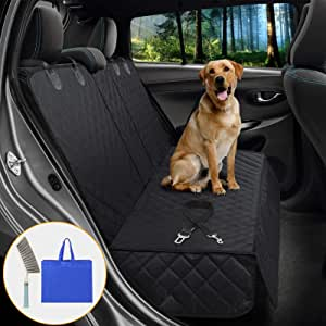 Front Seat Protector with Backrest Tablet Holder Kids Car Accessories Upgrade4cars Car Seat Cover /& Back Seat Storage Organizer