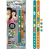 LEGO 41918 Dots LesBraceletsd'Aventure Bracelets Bijoux Aventure, Cadeaux de Bricolage, Artisanat et Art pour Les Enfants