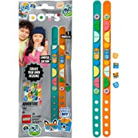 LEGO 41918 Dots Les Bracelets d'Aventure Bracelets Bijoux Aventure, Cadeaux de Bricolage, Artisanat et Art pour Les…