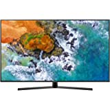 "Samsung NU7400 Televisie LED 55"" 4K Ultra HD Smart TV, zwart"