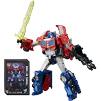 Transformers Generations Titans Return Voyager Class Optimus Prime and Diac , Ages 8 and Up