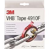 3M VHB 4910F Montage tape dubbelzijdig - transparant, maakt het toevoegen van transparante materialen met praktisch onzichtba